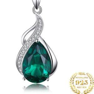 2.7 Carat Emerald Pendant